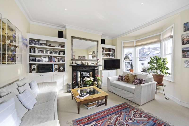 3 Bedrooms Maisonette Flat for sale in Ackmar Road, Parsons Green, Fulham, London, SW6
