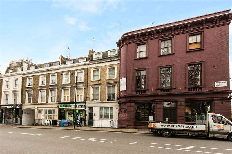 2 Bedrooms Flat for sale in Westbourne Park Road, Notting Hill, London, W2