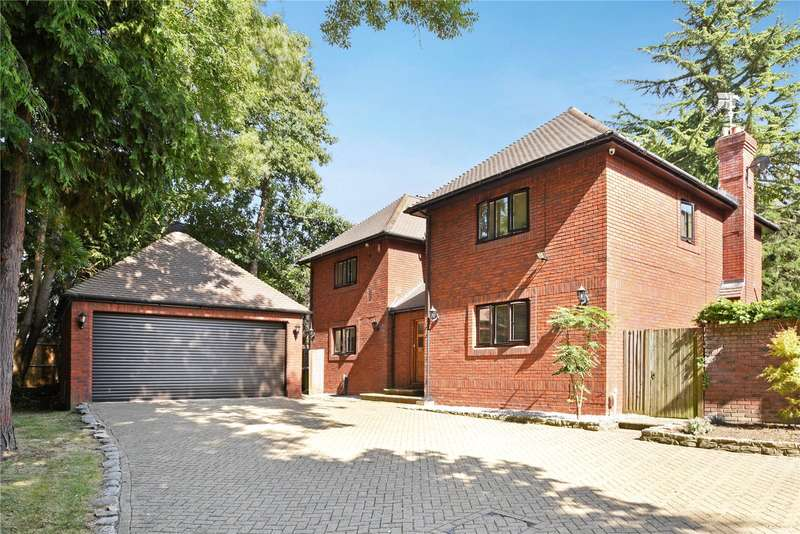 4 Bedrooms Detached House for sale in Stevens Lane, Claygate, Esher, Surrey, KT10