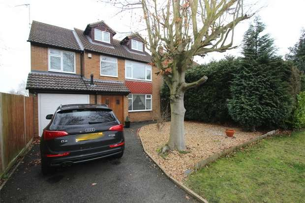 4 Bedrooms Detached House for sale in Heather Road, Binley Woods, Coventry