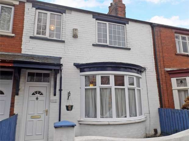 3 Bedrooms Terraced House for sale in Meath Street, Middlesbrough, North Yorkshire