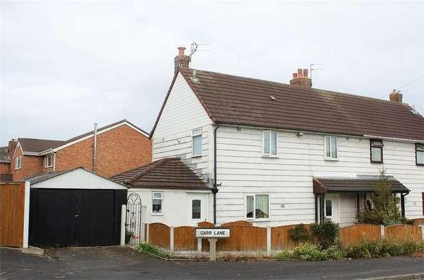 3 Bedrooms Semi Detached House for sale in Carr Lane, Hale Village, Liverpool, Lancashire
