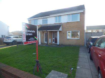 3 Bedrooms Semi Detached House for sale in Water Lane, Banks, Southport, Merseyside, PR9