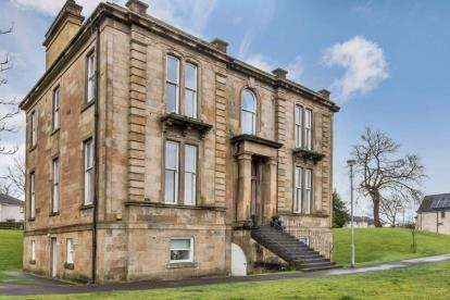 3 Bedrooms Flat for sale in Nether Kirkton House, Neilston