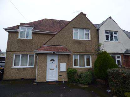 4 Bedrooms Semi Detached House for sale in Pinehurst Road, Swindon, Wiltshire