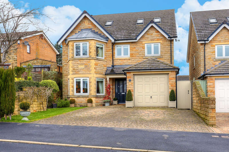 6 Bedrooms Detached House for sale in 52 Devonshire Road, Dore, S17 3NW