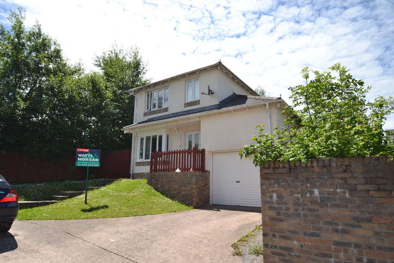 3 Bedrooms Detached House for sale in 19 Pen Llwyn, Broadlands, Bridgend, Bridgend County Borough, CF31 5AZ.