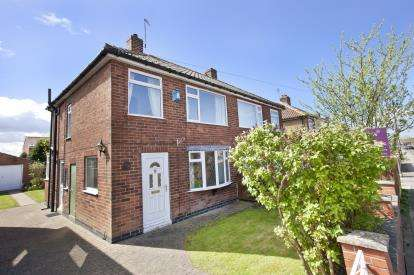 3 Bedrooms Semi Detached House for sale in Anthea Drive, York, North Yorkshire, England
