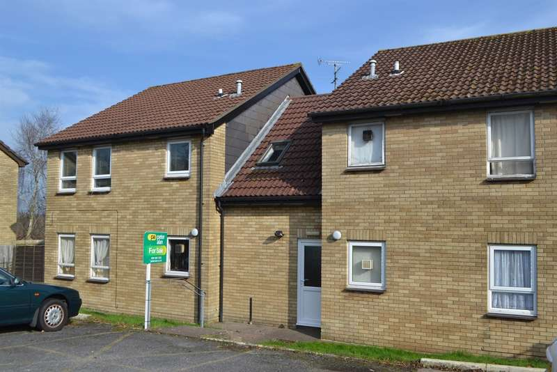 1 Bedroom Studio Flat for sale in Burne Jones Close, Cardiff
