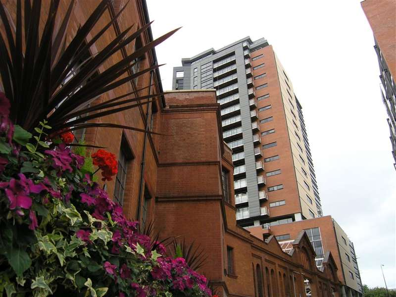 2 Bedrooms Apartment Flat for sale in Tempus Tower, 9 Mirabel Street, Manchester, M3 1NN
