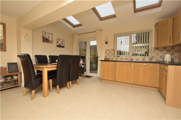 4 Bedrooms Semi Detached House for sale in Wincroft, Oldland Common, BS30 9SQ