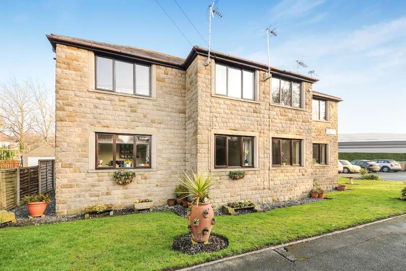 1 Bedroom Apartment Flat for sale in Ghyll Royd, Guiseley, Leeds, LS20 9BP