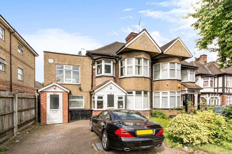 2 Bedrooms Flat for sale in Watford Way, Hendon, NW4
