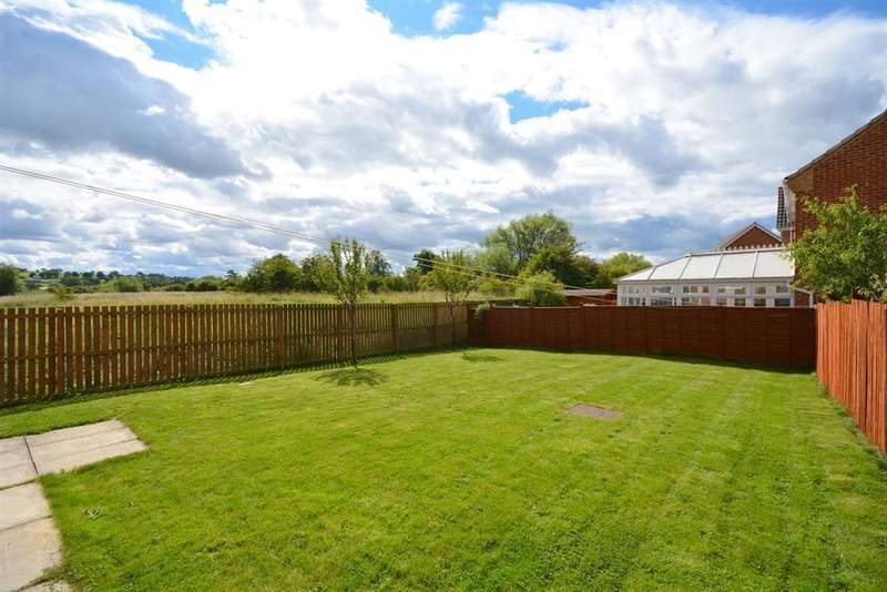 4 Bedrooms Detached House for sale in Elliott Way, St. Helen Auckland, Bishop Auckland, DL14 9GB