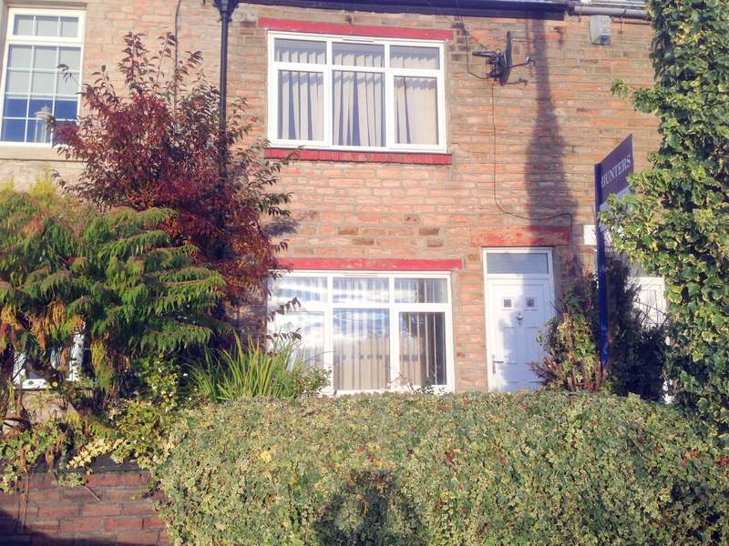2 Bedrooms Terraced House for sale in Wear View, Toronto, Bishop Auckland, DL14 7RU