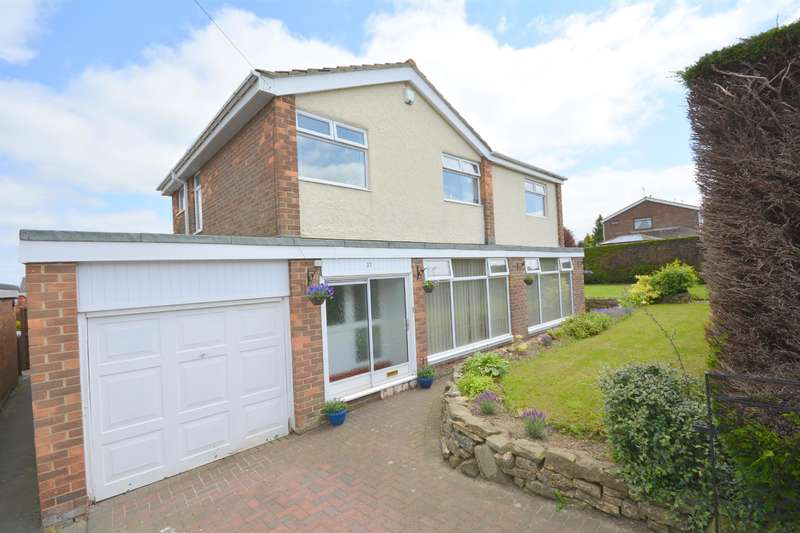 5 Bedrooms Detached House for sale in Windermere Drive, West Auckland, Bishop Auckland, DL14 9LF
