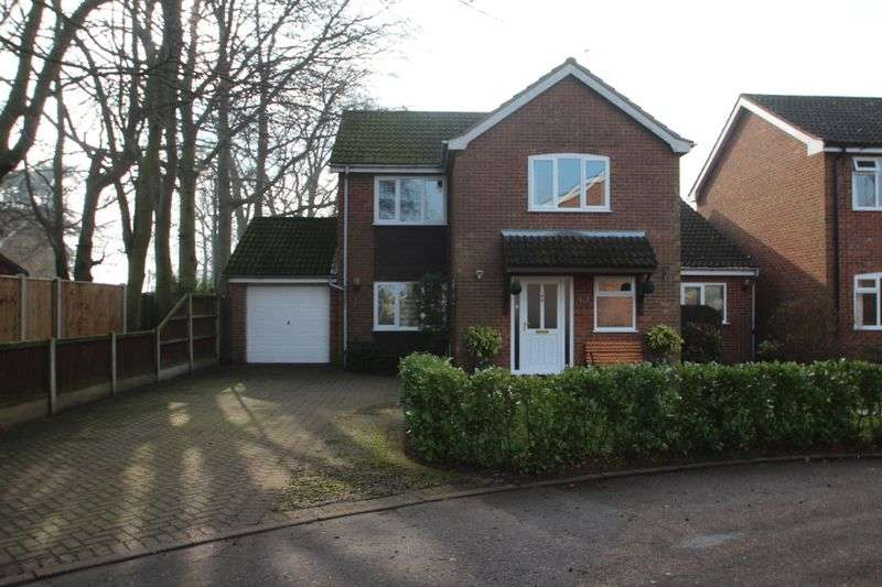 4 Bedrooms Detached House for sale in Acle, NR13