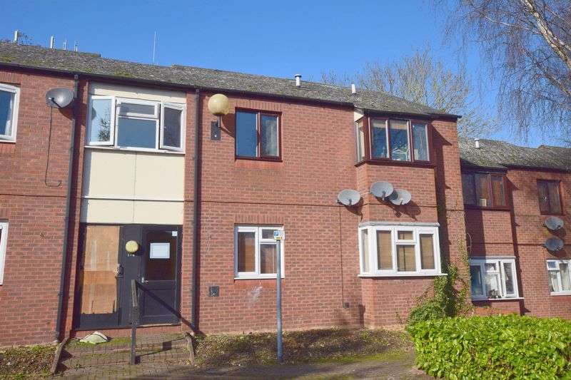 1 Bedroom Flat for sale in Durrans Court, Bletchley, Milton Keynes