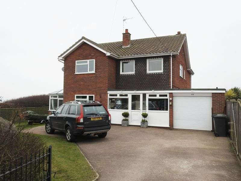 4 Bedrooms Detached House for sale in Cliftonville Road, Pakefield, Lowestoft