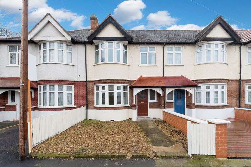 5 Bedrooms Terraced House for sale in Edenvale Road, Mitcham