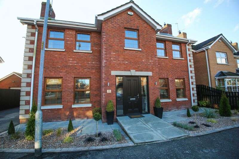 5 Bedrooms Detached House for sale in 35 The Hollows, Lurgan