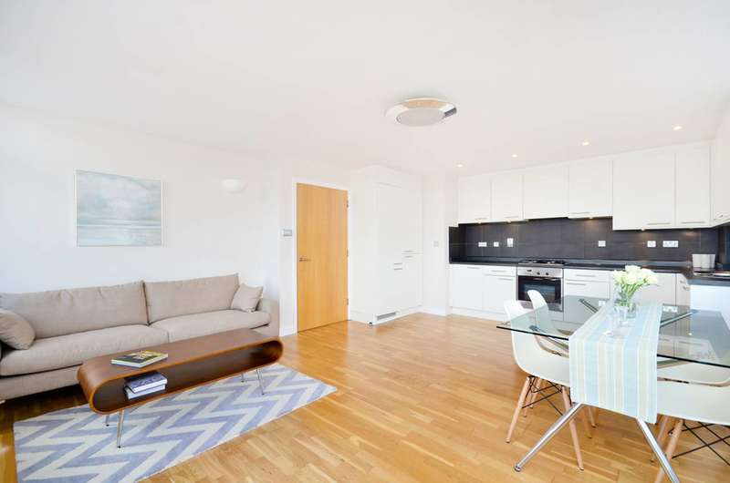2 Bedrooms Flat for sale in Uxbridge Road, Ealing Common, W5