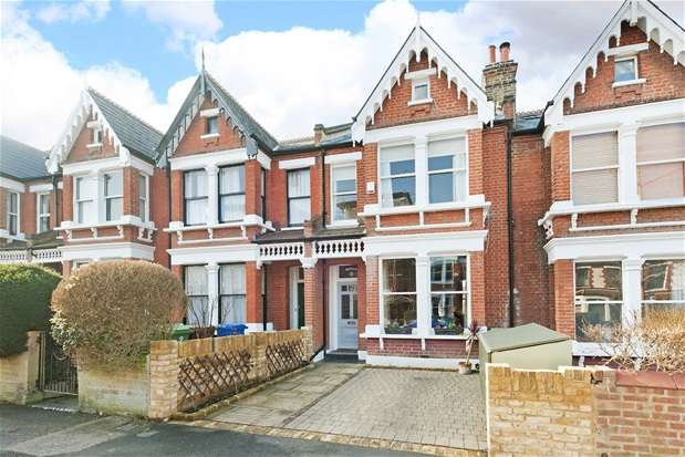 4 Bedrooms Terraced House for sale in Beauval Road, Dulwich