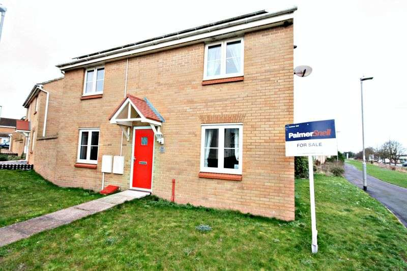 4 Bedrooms Detached House for sale in Faroe Walk, Bridgwater