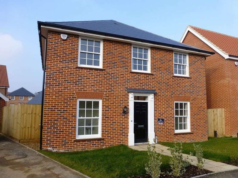 4 Bedrooms Detached House for sale in Broadbeach Gardens, Stalham