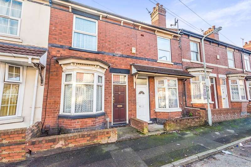 2 Bedrooms Property for sale in Hart Road, Wolverhampton, WV11