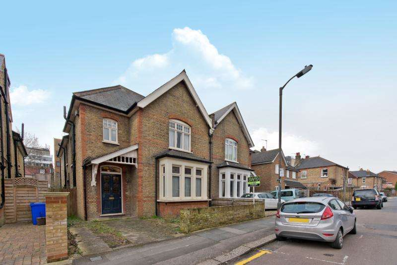 Semi Detached House for sale in South Park Road, London, SW19