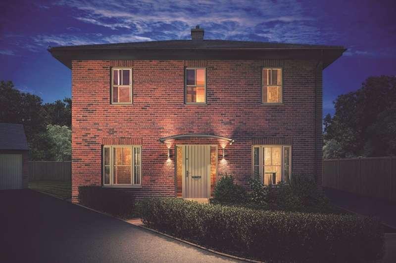 4 Bedrooms Detached House for sale in Copenhagen High Street, Linton, Swadlincote, DE12