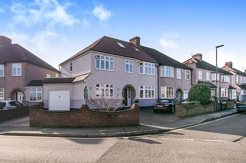 5 Bedrooms Semi Detached House for sale in Faraday Road, Welling, DA16
