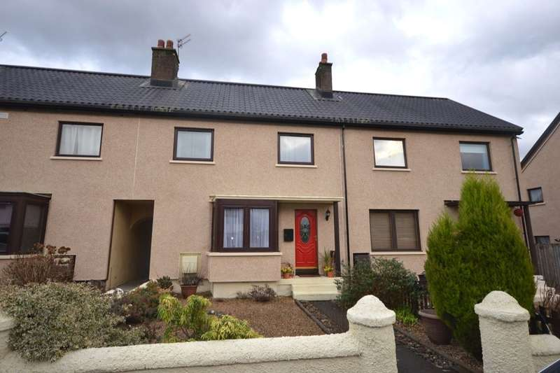 3 Bedrooms Property for sale in Sutherland Avenue, Alloa, FK10