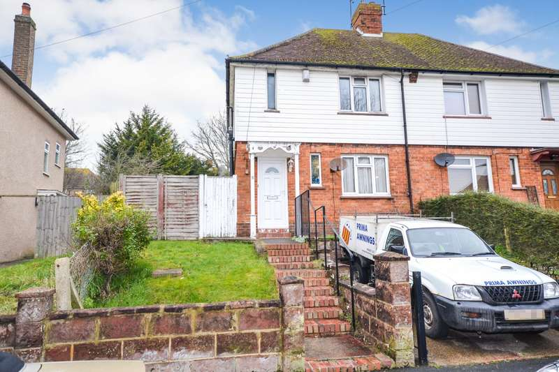 3 Bedrooms House for sale in Command Road, Eastbourne, BN20