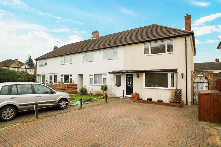2 Bedrooms End Of Terrace House for sale in Worple Road, Staines-Upon-Thames, TW18