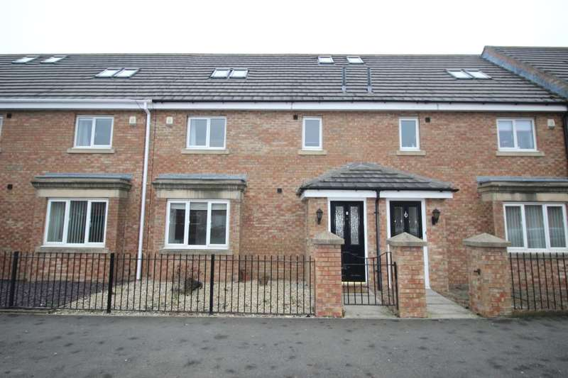 4 Bedrooms Property for sale in Dockwray Close, North Shields, NE30
