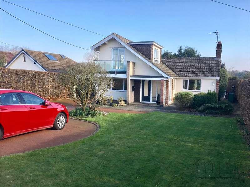 3 Bedrooms Detached Bungalow for sale in Dunstan Lane, Burton, Cheshire