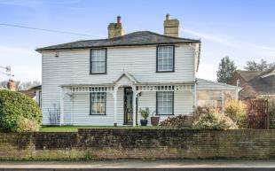4 Bedrooms Detached House for sale in Wrotham Road, Meopham, Gravesend, Kent