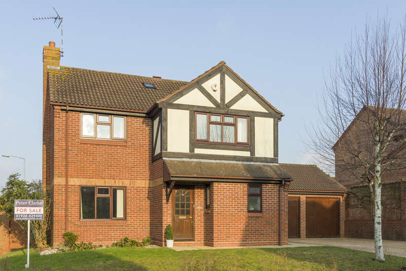 4 Bedrooms Detached House for sale in Roman Way, Southam
