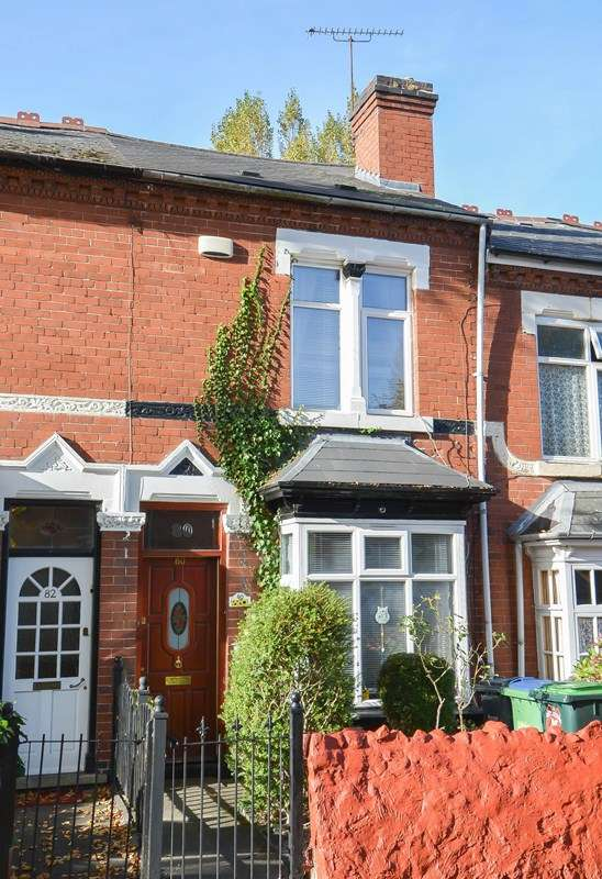 2 Bedrooms Terraced House for sale in Cemetery Road, Smethwick