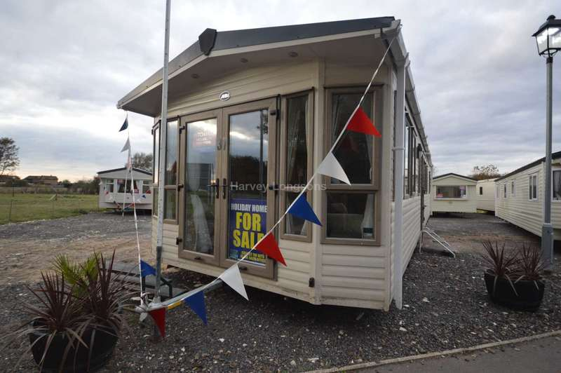 3 Bedrooms Caravan Mobile Home for sale in Marlie Holiday Park, Dymchurch Road, New Romney