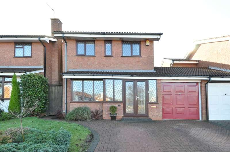 3 Bedrooms Detached House for sale in Rea Valley Drive, Northfield, Birmingham