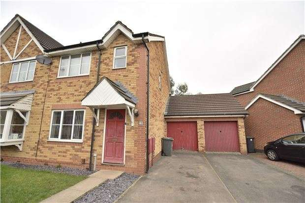 3 Bedrooms End Of Terrace House for sale in Millbrook Close, North Common, BS30 5NZ