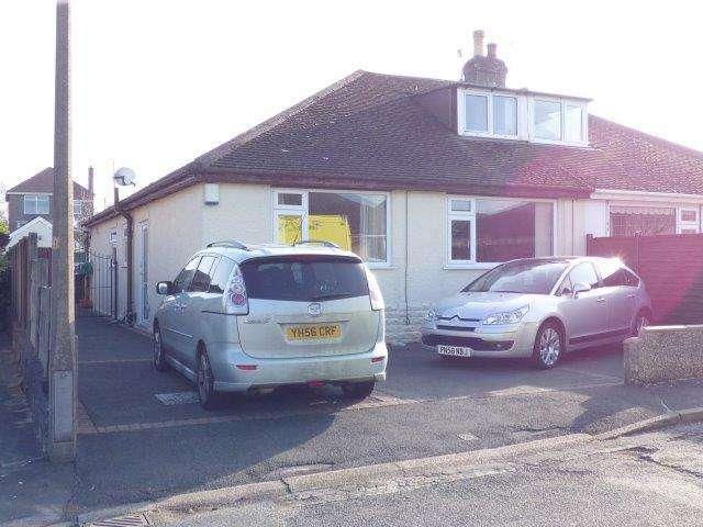 3 Bedrooms Semi Detached Bungalow for sale in Ashtree Grove, Bolton-Le-Sands, Lancaster, Lancashire, LA5 8BD
