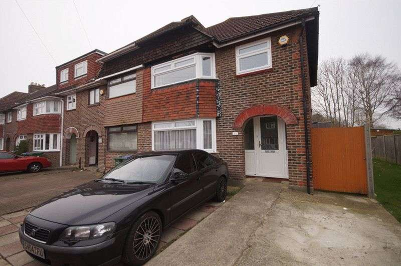 3 Bedrooms Terraced House for sale in Myrtle Avenue, Portchester, Fareham, PO16