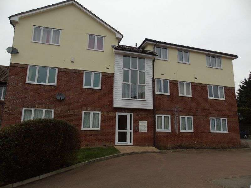 2 Bedrooms Flat for sale in Odette Gardens, Tadley