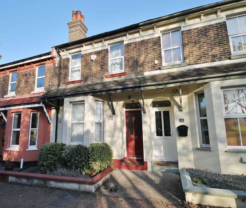 3 Bedrooms Terraced House for sale in Dacre Gardens, Upper Beeding