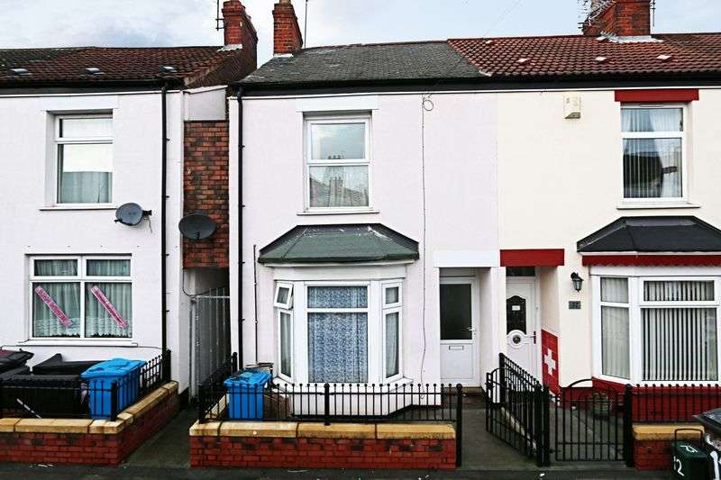 2 Bedrooms House for sale in Airlie Street, Hull