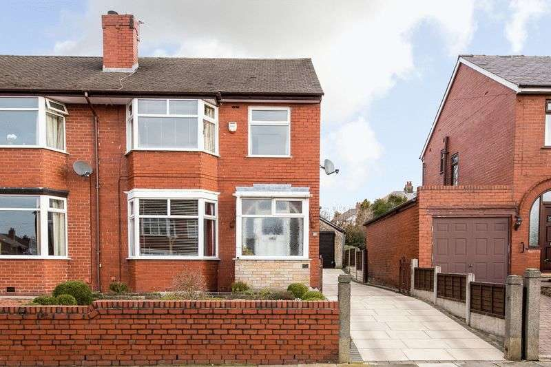 3 Bedrooms Semi Detached House for sale in Mount Crescent, Orrell